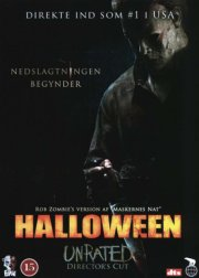 halloween - unrated directors cut - DVD