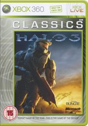 halo 3 (nordic) (classic) - xbox 360
