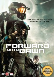 halo 4 - forward unto dawn - DVD