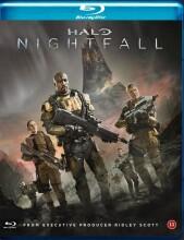 halo nightfall - Blu-Ray