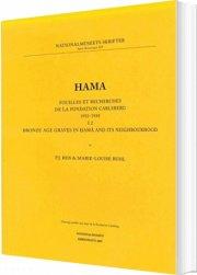 hama bronze age graves in hama and its neighbourhood - bog