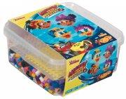 hama maxi perler mickey & racerbilerne - 900 stk. - Kreativitet