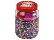 hama midi perler & perleplader - rød - Kreativitet