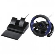 hama urage gripz racing wheel rat og pedal til pc - Gaming