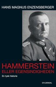 hammerstein, eller egensindigheden - bog