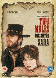 han kom, han så, han skød / two mules for sister sara - DVD