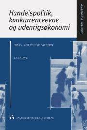 handelspolitik, konkurrenceevne og udenrigsøkonomi - bog