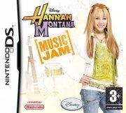 hannah montana 2: music jam - nds - dk - nintendo ds