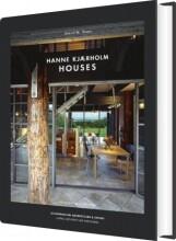 hanne kjærholm houses - bog
