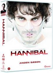 hannibal - sæson 2 - DVD