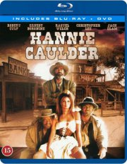 hannie caulder  - Blu-Ray + Dvd