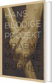 hans blodige projekt - bog