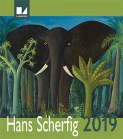 hans scherfig kalender 2019 - Kalendere