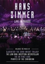 hans zimmer - live in prague - DVD