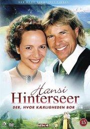 hansi hinterseer - der hvor kærligheden bor - DVD