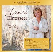 hansi hinterseer - heut ist dein tag - jubiläums-edition  - 2cd+dvd