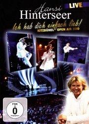 hansi hinterseer live - kitzbühel open air 2010 - DVD