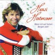 hansi hinterseer - wenn ich auf hohen bergen steh - cd