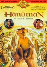hanuman og abernes tempel - DVD