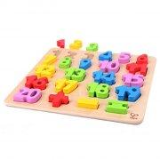 tal puslespil til børn - Brætspil