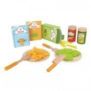 hape legetøjsmad - pasta - Rolleleg