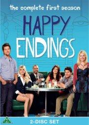 happy endings - sæson 1 - DVD