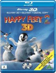 happy feet 2 - 3D Blu-Ray