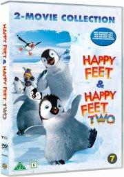 happy feet // happy feet 2 - DVD