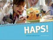 haps! gyldendals kogebog for børn - bog