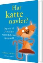 har katte navler? - bog