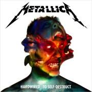 metallica - hardwired to self-destruct - deluxe - cd