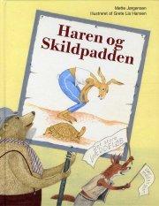 haren og skildpadden - bog