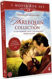 harlequin collection 4 - the awakening // broken lullaby // at the midnight hour - DVD