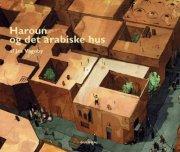 haroun og det arabiske hus - bog