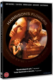 harrisons blomster / harrison's flowers - DVD