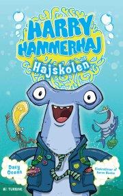 harry hammerhaj - hajskolen - bog