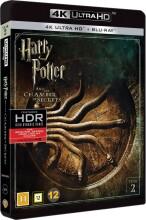 harry potter 2 og hemmelighedernes kammer - 4k Ultra HD Blu-Ray