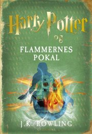 harry potter 4 - harry potter og flammernes pokal - bog