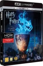 harry potter 4 og flammernes pokal - 4k Ultra HD Blu-Ray
