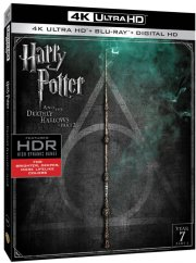 harry potter 7 og dødsregalierne / and the deathly hallows - part 2  - 4k Ultra HD Blu-Ray