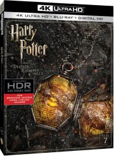 harry potter 7 og dødsregalierne / the deathly hallows - part 1 - 4k Ultra HD Blu-Ray