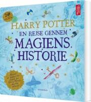 harry potter: en rejse gennem magiens historie - bog