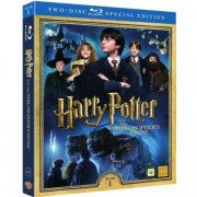 harry potter og de vises sten / harry potter and the philosopher's stone + dokumentar - Blu-Ray