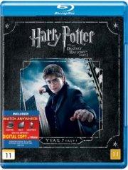 harry potter og dødsregalierne - del 1 - Blu-Ray