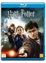 harry potter 7 og dødsregalierne / and the deathly hallows - part 2 - Blu-Ray