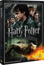 harry potter 7 og dødsregalierne / and the deathly hallows - part 2 + dokumentar - DVD