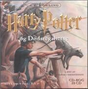 harry potter 7 - harry potter og dødsregalierne - CD Lydbog