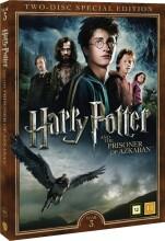 harry potter 3 - og fangen fra azkaban + dokumentar - DVD