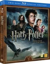 harry potter 3 - og fangen fra azkaban + dokumentar - Blu-Ray
