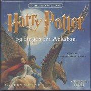 harry potter og fangen fra azkaban - CD Lydbog